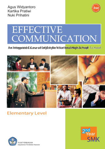Effective Communication 2nd Year SMK
