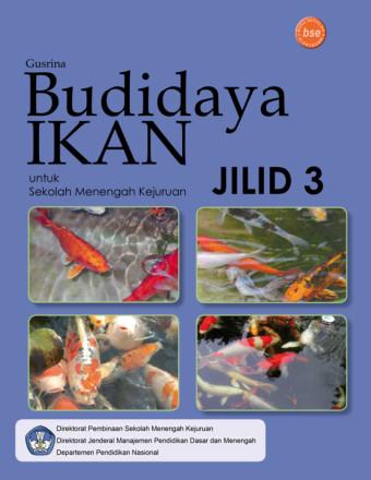 Budidaya Ikan Jilid 3