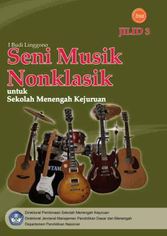 Seni Musik Non Klasik Jilid 3