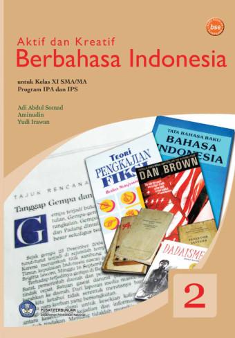 Aktif & Kreatif Berbahasa Indonesia