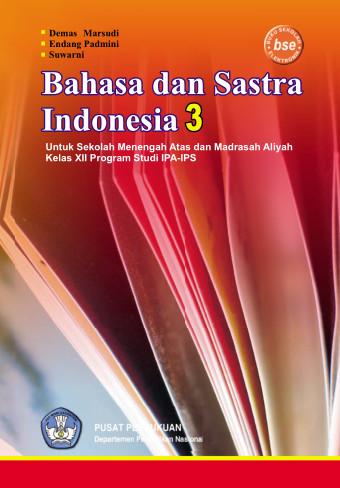Bahasa dan Sastra Indonesia 3