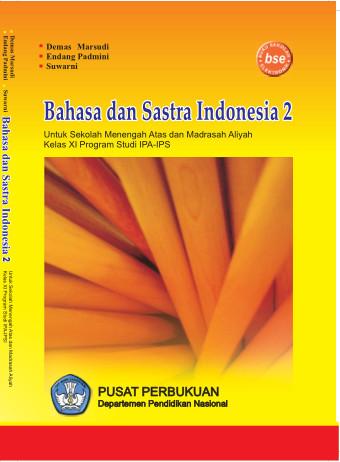 Bahasa dan Sastra Indonesia 2
