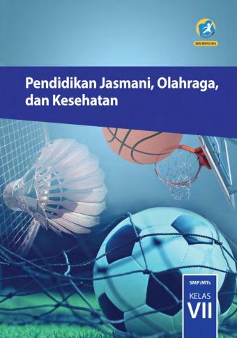 Pendidikan Jasmani Olahraga Dan Kesehatan Kelas 7 Semester 2