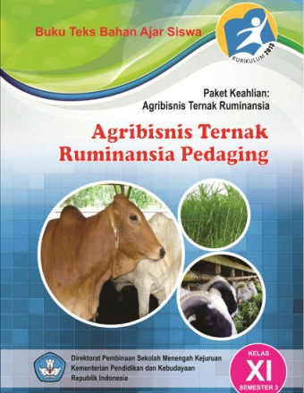 Agribisnis Ternak Ruminansia Pedaging