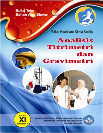 Analisis Titrimetri dan Gravimetri