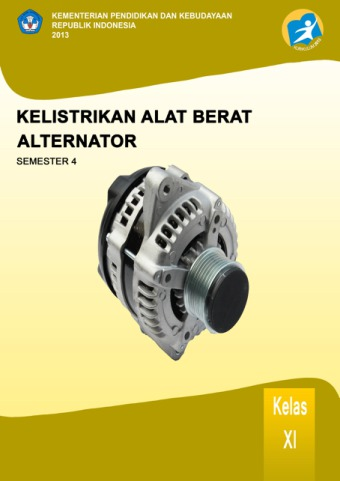 Kelistrikan Alat Berat Alternator