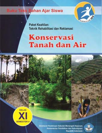 Konservasi Tanah dan Air