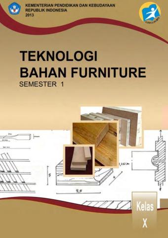 Teknologi bahan furniture