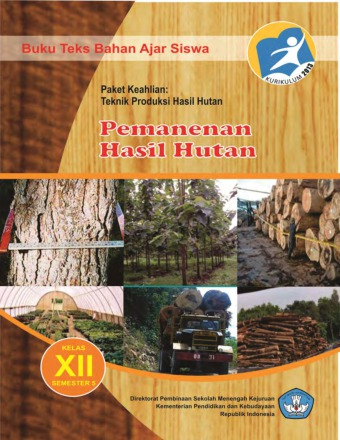 Pemanenan Hasil Hutan
