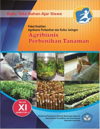 Agribisnis Perbenihan Tanaman