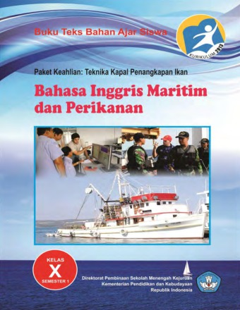 Bahasa Inggris Maritim dan Perikanan