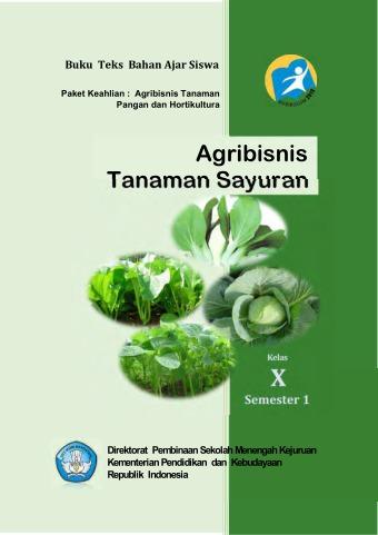 Agribisnis Tanaman Sayuran