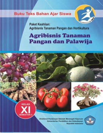Agribisnis Tanaman Pangan dan Paliwija