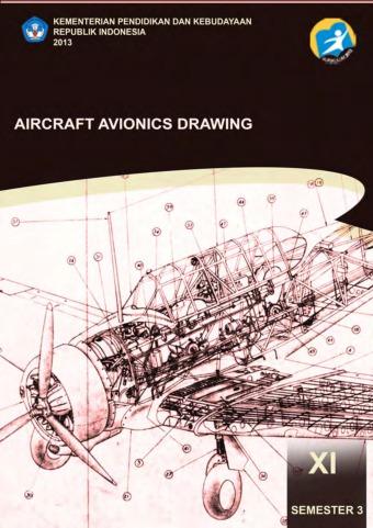 Aicraft Avionics Drawing