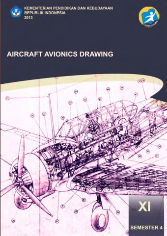 Aircraft Avionics Drawing
