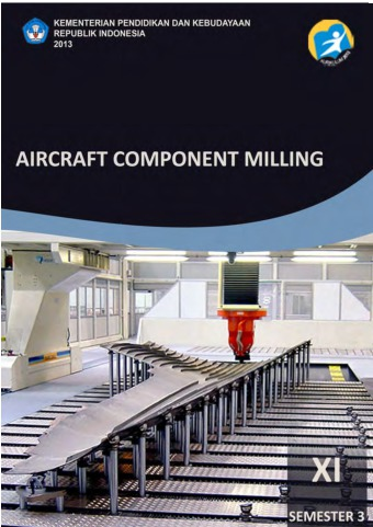 Aircraft Componen Milling