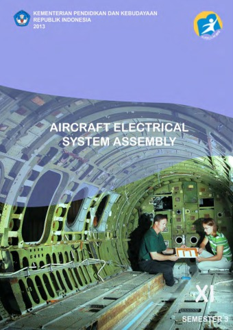 Aircraft Electrical System Assembly
