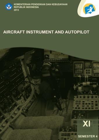 Aircraft Instrument and Autopilot