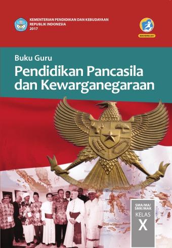 Buku Guru Pendidikan Pancasila dan Kewarganegaraan