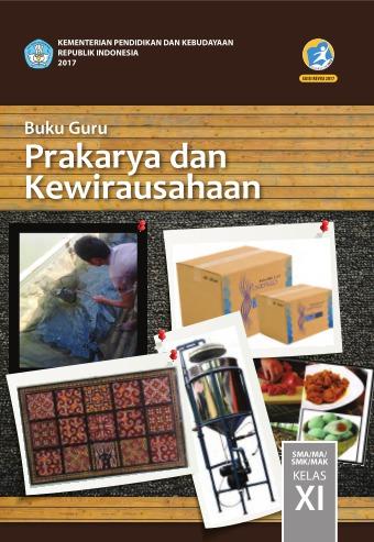 Buku Guru Prakarya dan Kewirausahaan