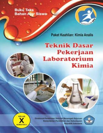 Teknik Dasar Pekerjaan Laboratorium Kimia 2