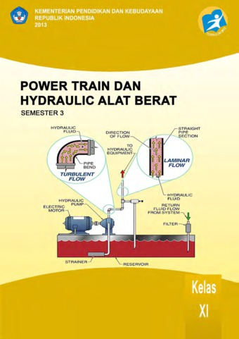 Power Train dan Hydraulic Alat Berat