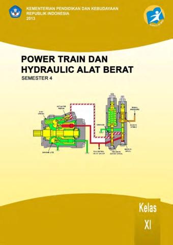 Power Train dan Hydraulic Alat Berat