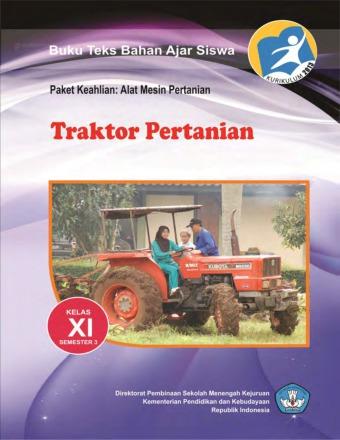 Traktor Pertanian
