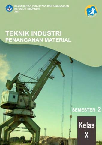 Teknik Industri Penanganan Material 2