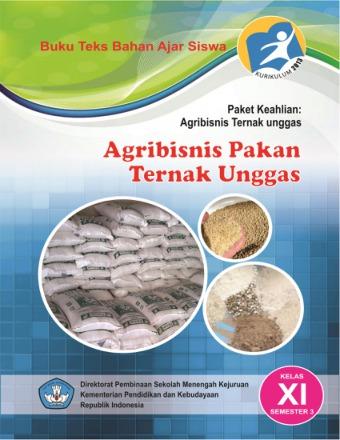 Agribisnis Pakan Ternak Unggas