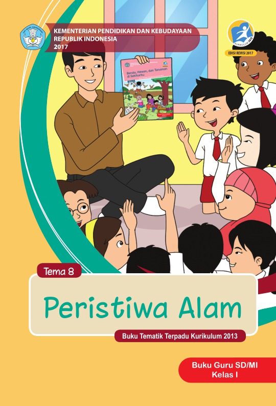 Buku Guru Tema 8 Peristiwa Alam