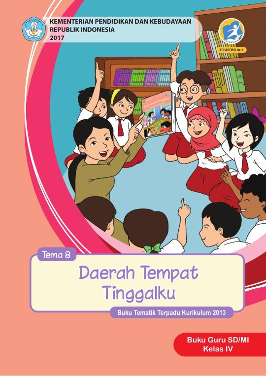 Buku Guru Tema 8 Daerah Tempat Tinggalku
