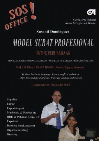 Model Surat Profesional Untuk Perusahaan