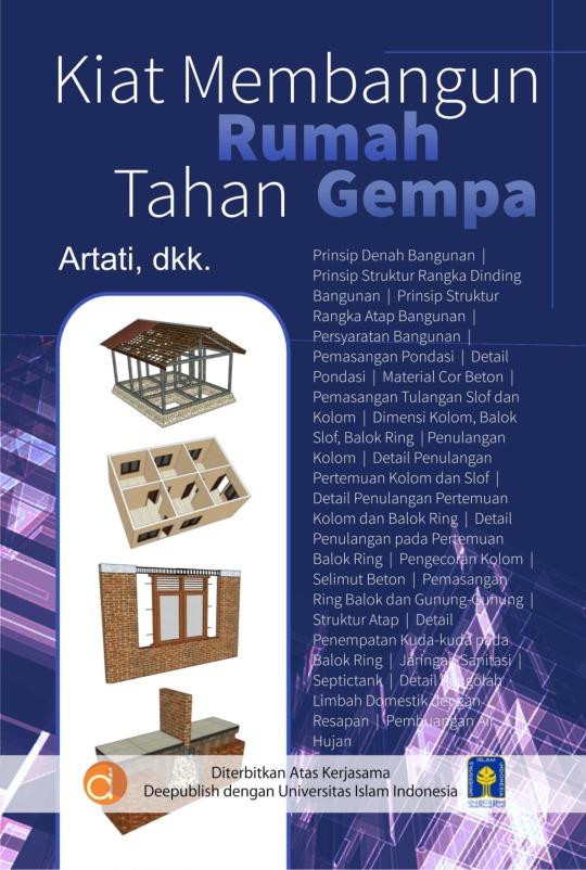 Buku Kiat Membangun Rumah Tahan Gempa