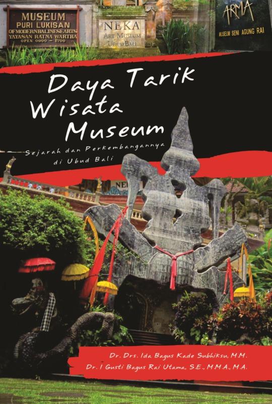 Daya Tarik Wisata Museum Sejarah dan Perkembangannya di Ubud Bali