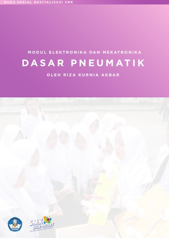 Modul Elekronika dan Mekatronika Dasar Pneumatik