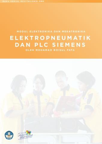 Modul Elektronika dan Mekatronika Elektropneumatik dan PLC Siemens