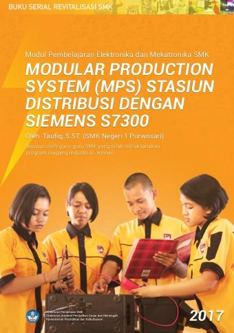Modul Production System (MPS) Stasiun Distribusi dengan Siemens S7300