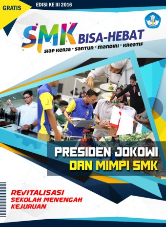 Presiden Jokowi dan Mimpi SMK