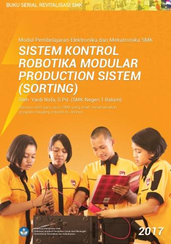 Sistem Kontrol Robotika Modular Production Sistem (Sorting)
