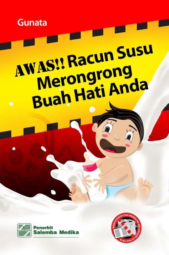 Awas!! Racun Susu Merongrong Buah Hati Anda