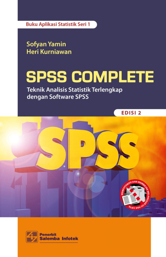 SPSS Complete