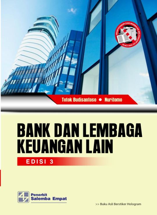 Bank Dan Lembaga Keuangan Lain Edisi Ke 3 Salemba