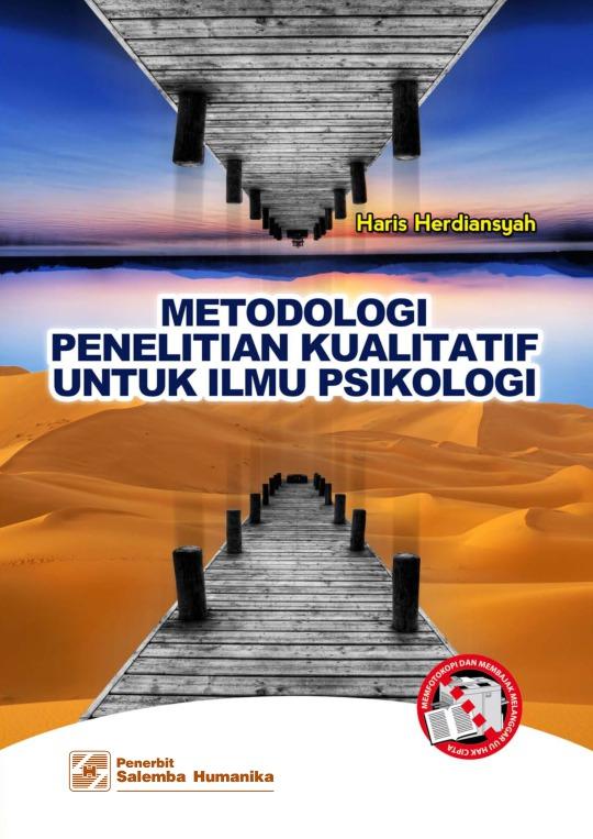 Metodologi Penelitian Kualitatif Untuk Ilmu Psikologi Salemba