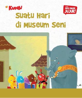 Suatu Hari di Museum Seni