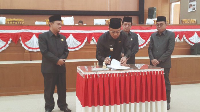 Enim Ekspres - Edisi 16 September 2019