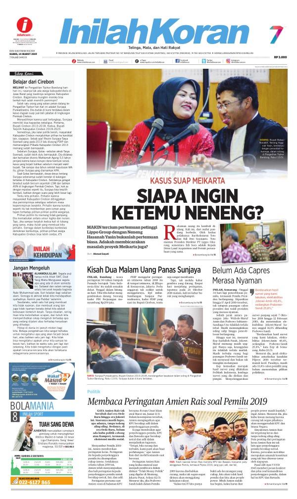 Belajar dari Cirebon