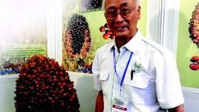 Ang Boon Beng, hobi jadi pemulai tanaman