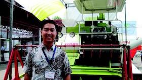 Membangun pertanian dengan mekanisasi