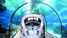 Kini saatnya kereta dasar laut